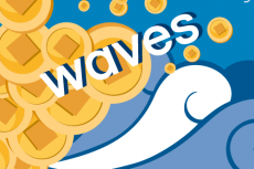 На Binance US стартуют торги криптовалютой Waves
