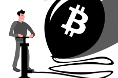 Исследование: выпуск Tether не раздувает цену на биткоин