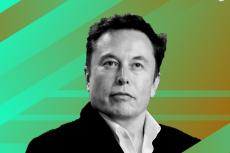 Илон Маск снова опубликовал аниме на фоне биткоина в серии твитов, обваливших акции Tesla
