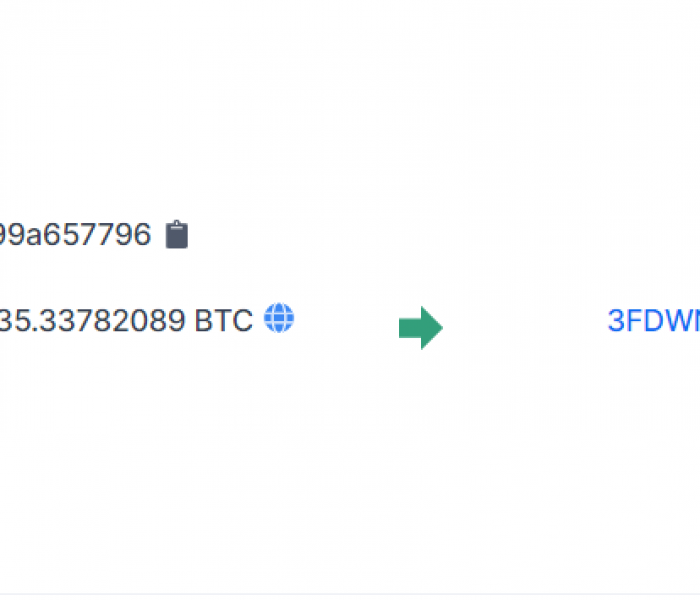 Украденные с Bitfinex биткоины пришли в движение