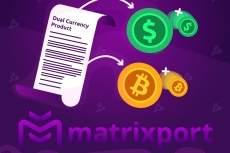 Проект Matrixport запустил инструмент Dual Currency Product с доходностью до 350% годовых