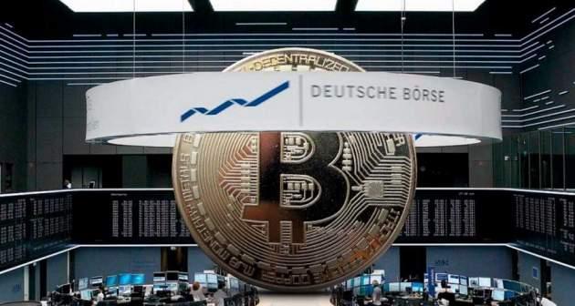 На фондовой бирже Deutsche Börse появится ETP на биткоин с тикером BTCE